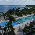 Belize Dive Haven Pool & Beach