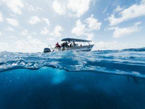 Belize Dive Haven Dive Boat