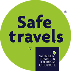 Belize received the World Travel & Tourism Council's (WTTC) Safe Travels approval